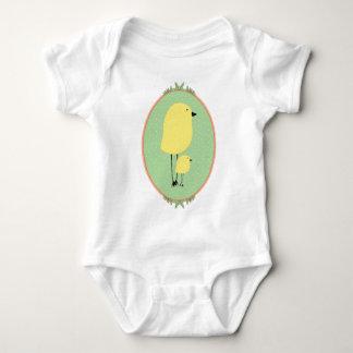 birdies baby bodysuit
