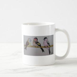 Birdies on a Twig Coffee Mug