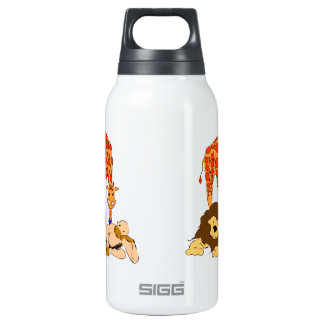 Birdie's Search for Hippo Insulated Water Bottle