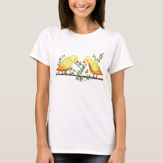 Birdies Up in the Tree T-Shirt