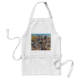Birding Big Year Adult Apron
