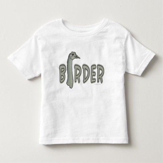 Birding, Bird Watching Toddler T-shirt