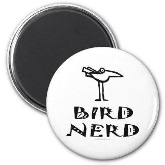 Birding, Birdwatching, Ornithology 2 Inch Round Magnet