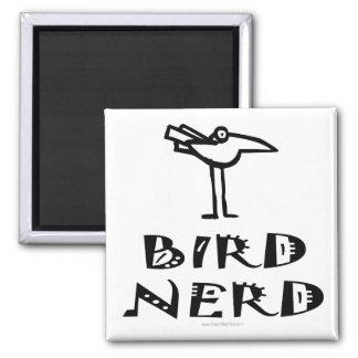 Birding, Birdwatching, Ornithology 2 Inch Square Magnet