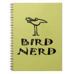 Birding, Birdwatching, Ornithology Notebook