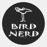 Birding, Birdwatching, Ornithology Sticker