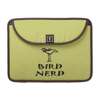 Birding, Birdwatching, ornitología Fundas Para Macbooks
