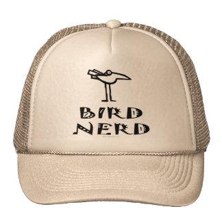 Birding, Birdwatching, ornitología Gorros Bordados