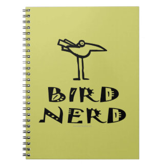 Birding Birdwatching ornitología Libreta