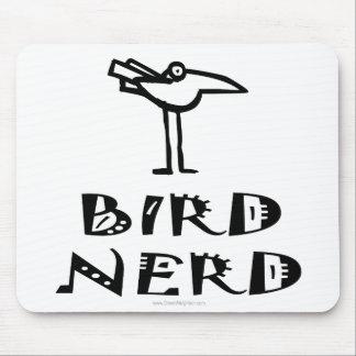 Birding Birdwatching ornitología Alfombrillas De Ratones