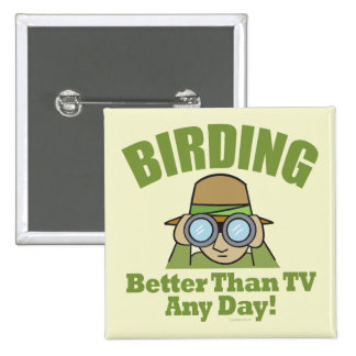 Birding Button