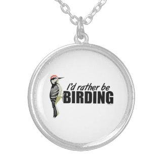 Birding Pendientes Personalizados