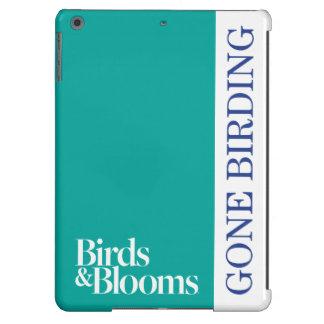 Birding ido funda para iPad air
