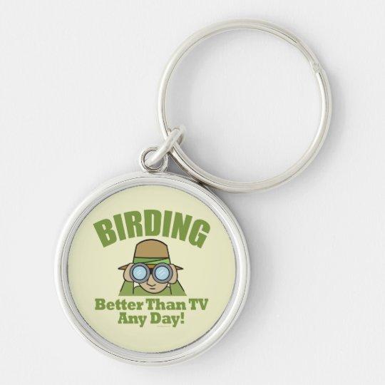 Birding Keychain