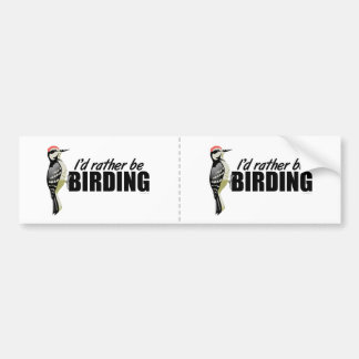Birding Pegatina Para Auto