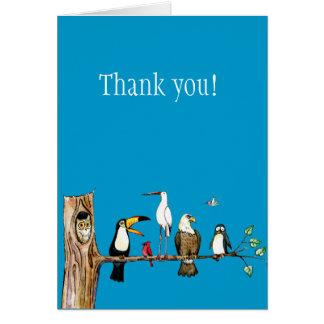 Birdlover Card