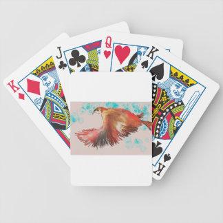 Birdman Bicycle Playing Cards
