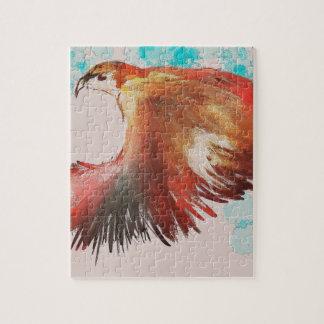 Birdman Jigsaw Puzzle