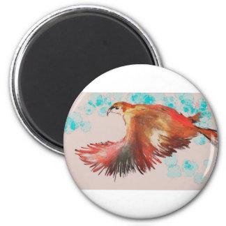 Birdman Magnet