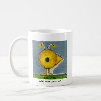 Birdman mug
