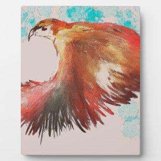 Birdman Plaque