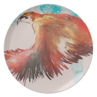 Birdman Plate