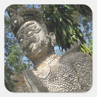 Birdman Wai… Nong Khai Isaan Tailandia Pegatinas