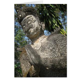 Birdman Wai… Nong Khai, Isaan, Tailandia Tarjeton