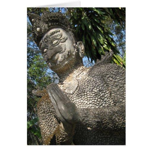 Birdman Wai ... Nong Khai, Isaan, Thailand Card