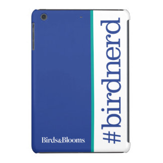 #birdnerd funda de iPad mini