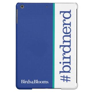#birdnerd funda para iPad air