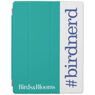 #birdnerd iPad smart cover