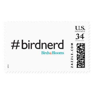 #BirdNerd Postage
