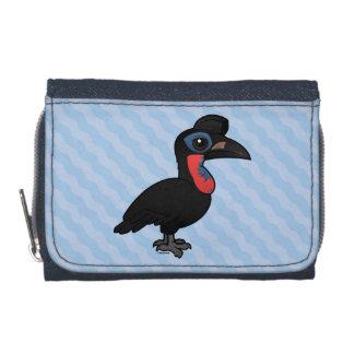 Birdorable Abyssinian Ground Hornbill Wallet