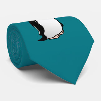 Birdorable Adelie Penguin Neck Tie