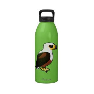 Birdorable African Fish-Eagle Reusable Water Bottles