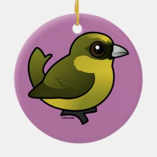Birdorable Akekee Ceramic Ornament