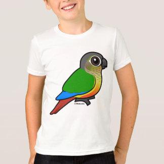 Birdorable Amarillo-echó a un lado Conure Playera