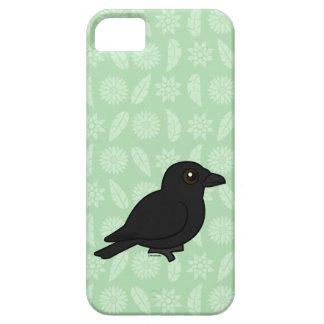 Birdorable American Crow iPhone 5 Cover