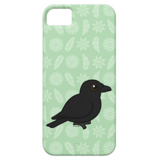 Birdorable American Crow iPhone SE/5/5s Case