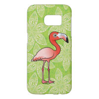 American Flamingo Case-Mate Barely There Samsung Galaxy S7 Case