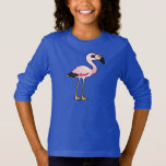 Girls' Basic Long Sleeve T-Shirt