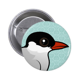 Birdorable Arctic Tern Button