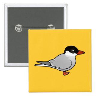 Birdorable Arctic Tern Pins