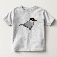 Arctic Tern Toddler Fine Jersey T-Shirt