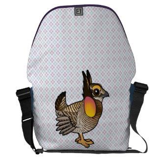 Birdorable Attwater's Prairie Chicken Messenger Bag