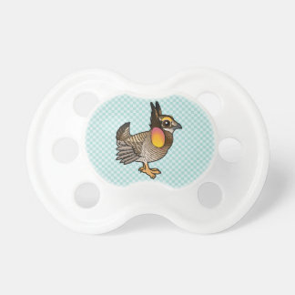 Birdorable Attwater's Prairie Chicken Pacifier