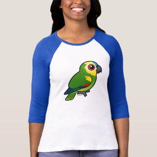 Birdorable Azul-afrontó el loro Playera