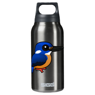 Birdorable Azure Kingfisher Thermos Bottle