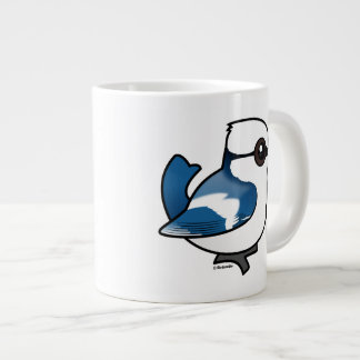 Birdorable Azure Tit Large Coffee Mug